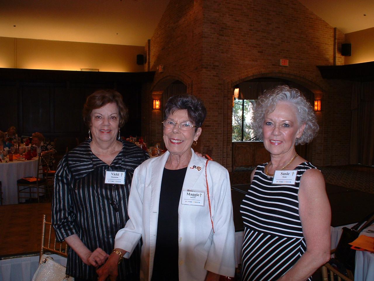 Vikki Mansheim, Maggie Benesh & Susie Mohr
