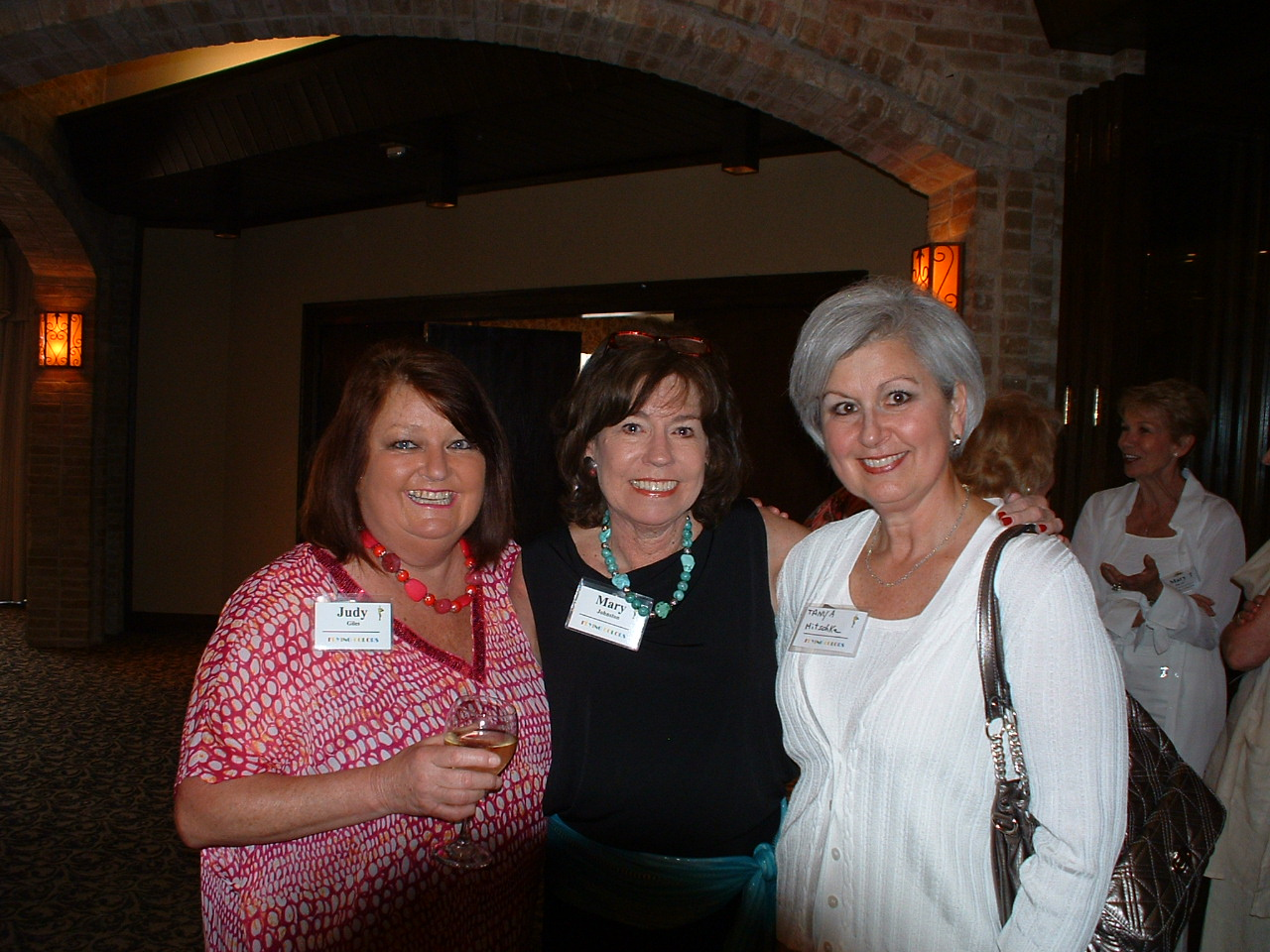 Judy Giles, Mary Johnston & Tanya Mitschke