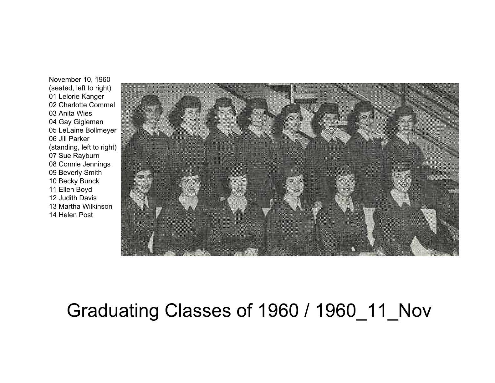1960s classes
