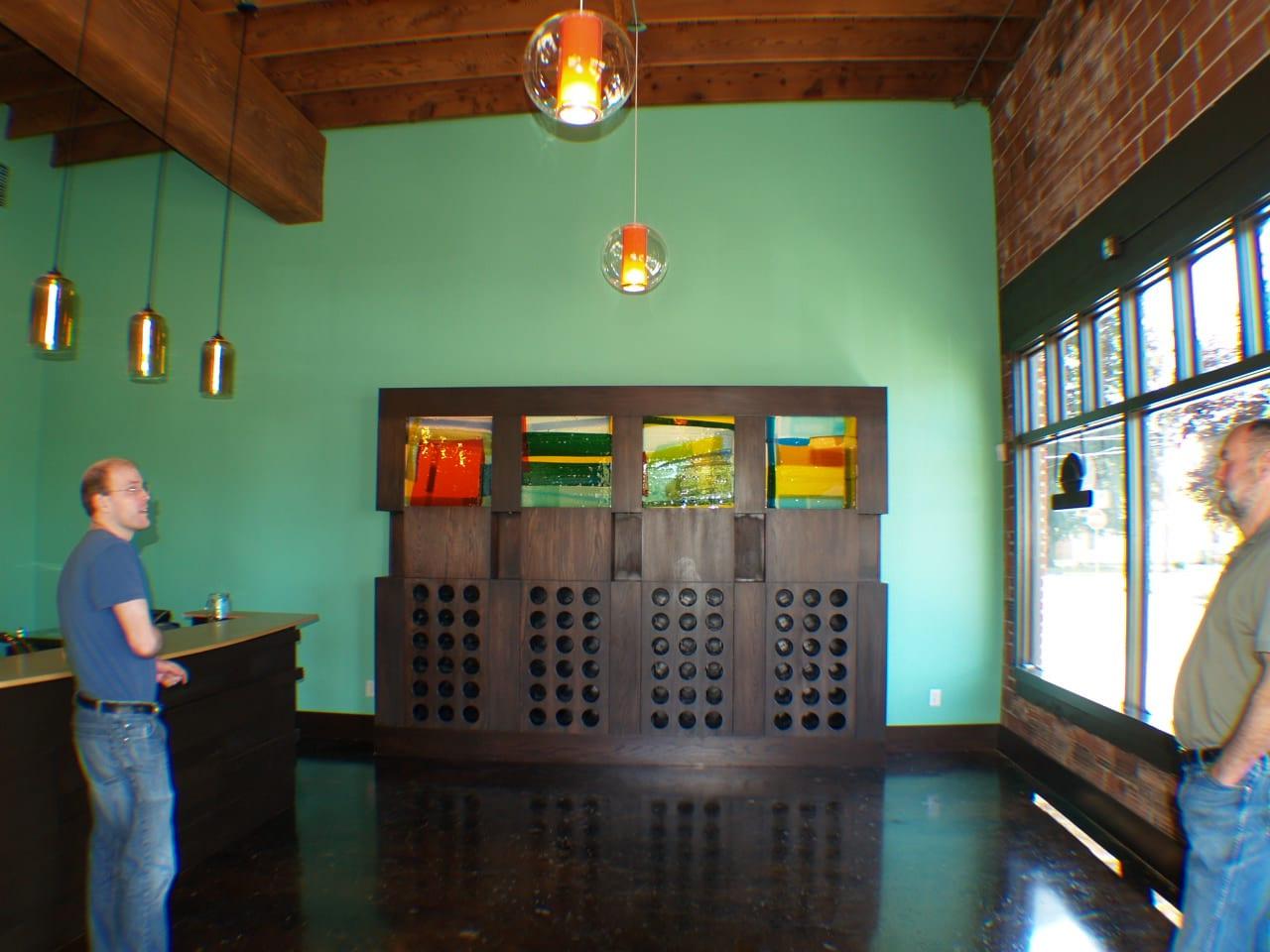Chehalem Winery Tasting Room