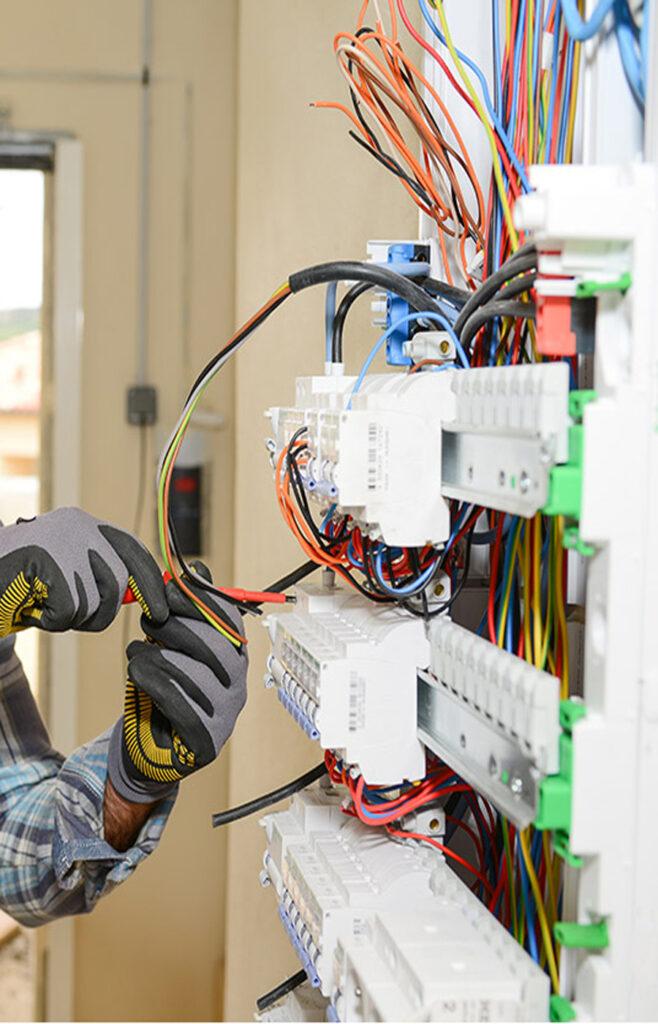 Ananta Services Electrician
