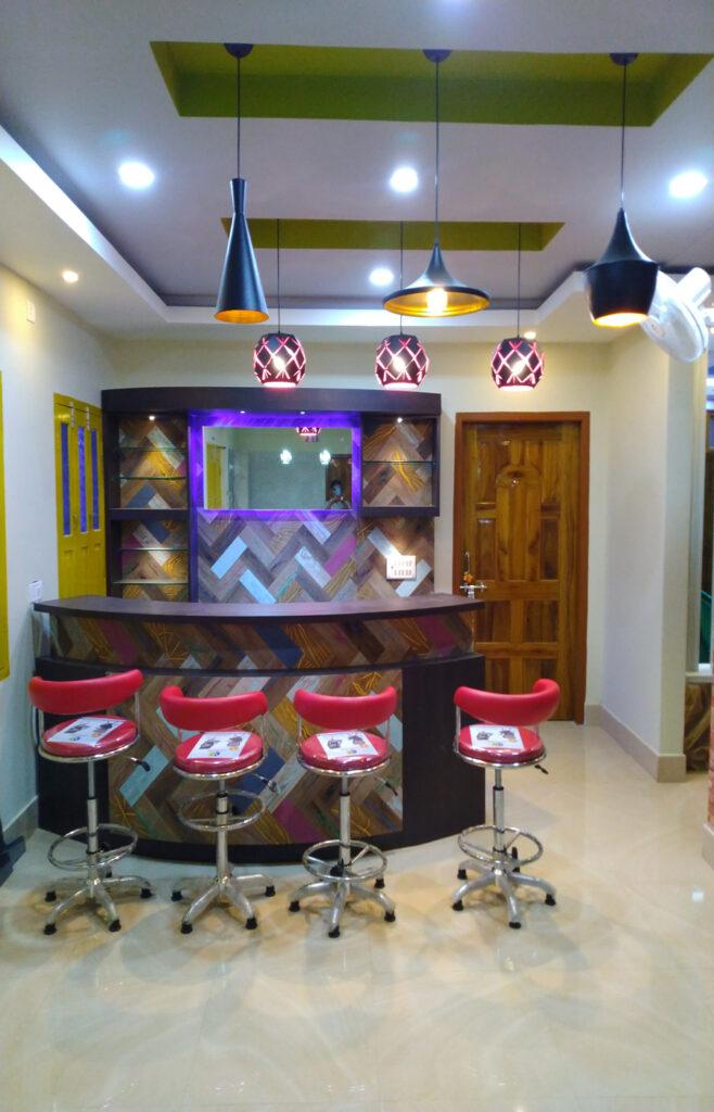 Ananta Services interior