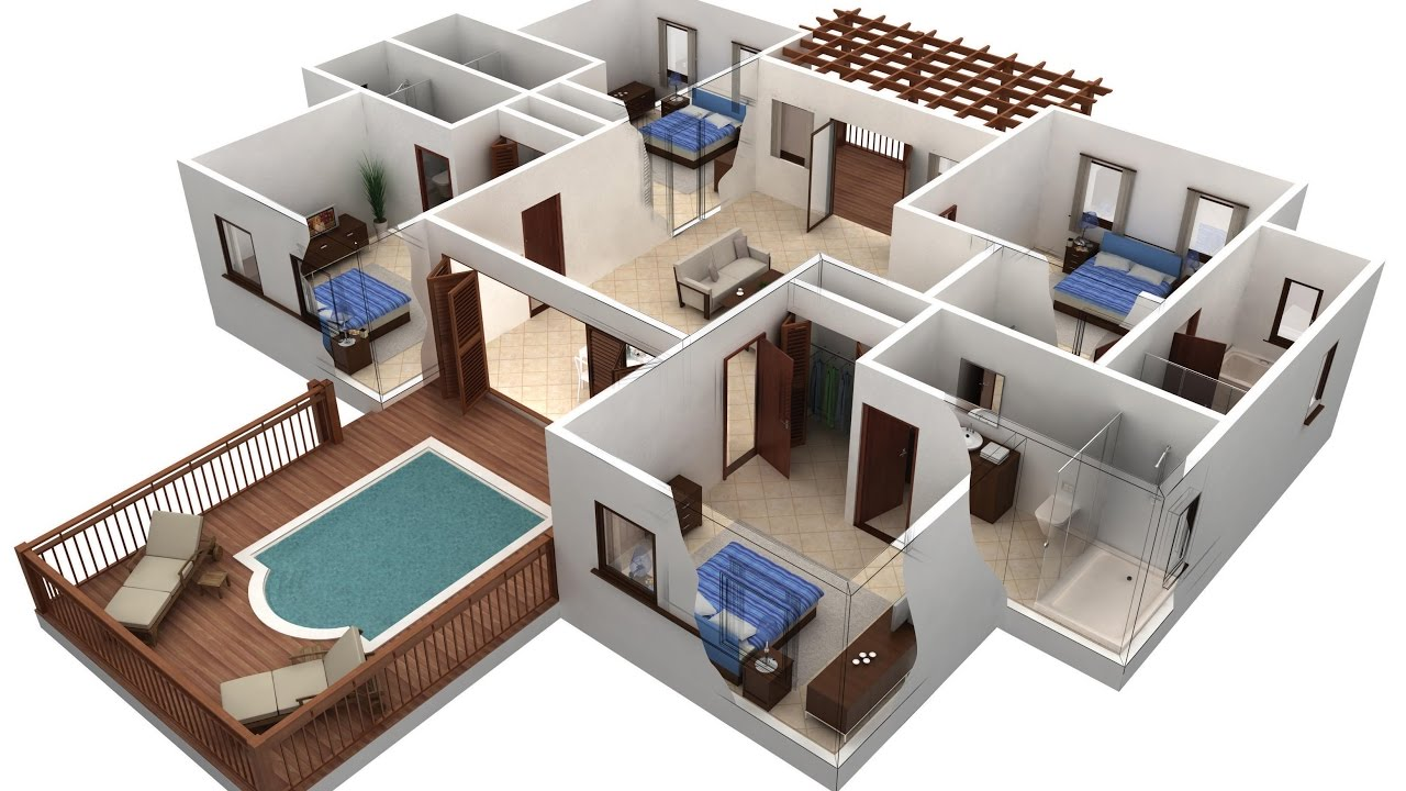 Ananta Services 3D drawings