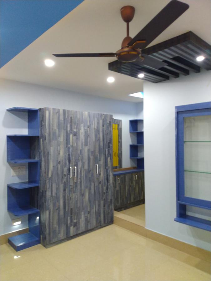Ananta Services cupboard work