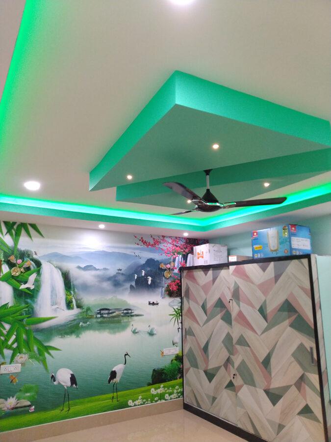 Ananta Services interior work