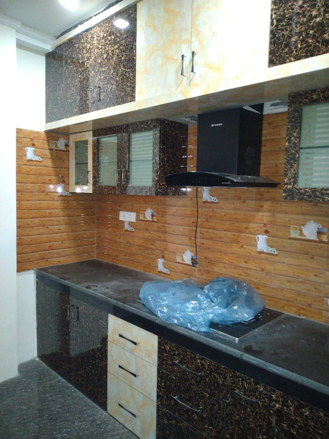 Ananta Services Modular Kitchen