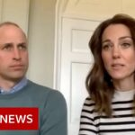 Coronavirus: Royals praise 'stoicism' of NHS workers – BBC News