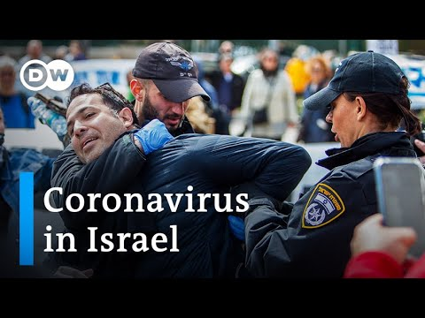 Coronavirus in Israel: Police use spying tech to track patients   DW News