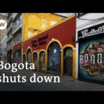 Coronavirus: Bogota conducts quarantine drill ahead of Colombia lockdown | DW News