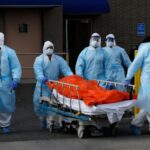 US coronavirus models increase anticipated death toll to 74,000, the second increase in a week as states begin to lift stay-at-home orders