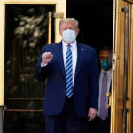Trump released from Walter Reed hospital after receiving COVID-19 treatment