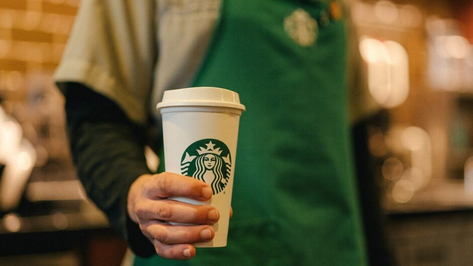 Starbucks gives healthcare workers free coffee as COVID-19 cases rise