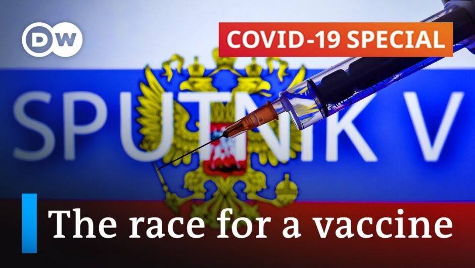 Coronavirus vaccine update: The global race is on   COVID-19 Special