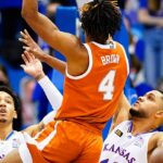 Tristan Enaruna tests positive for COVID-19, KU's roster status more clear for opening weekend of NCAA Tournament