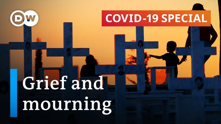 Grief and mourning during the coronavirus pandemic | COVID-19 Special