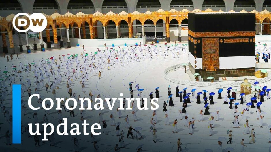 Super spreaders & second waves: News on the COVID-19 pandemic | Coronavirus update