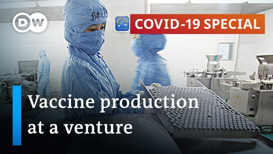 Large-scale coronavirus vaccine production is already underway   COVID-19 Special