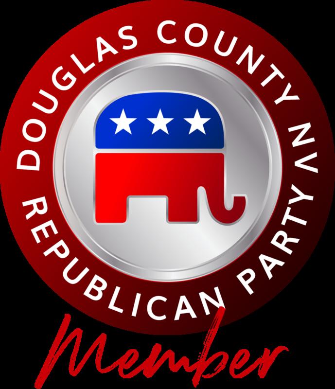 Douglas County Republican Party Member Logo