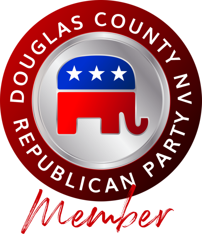 Douglas County Republican Party Member Logo