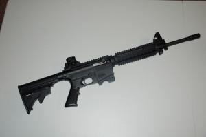 Mossberg AR-22