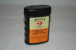 Hoppe's gun cleaning field wipes $9.99