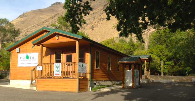 Photo of Riggins Idaho Branch Office