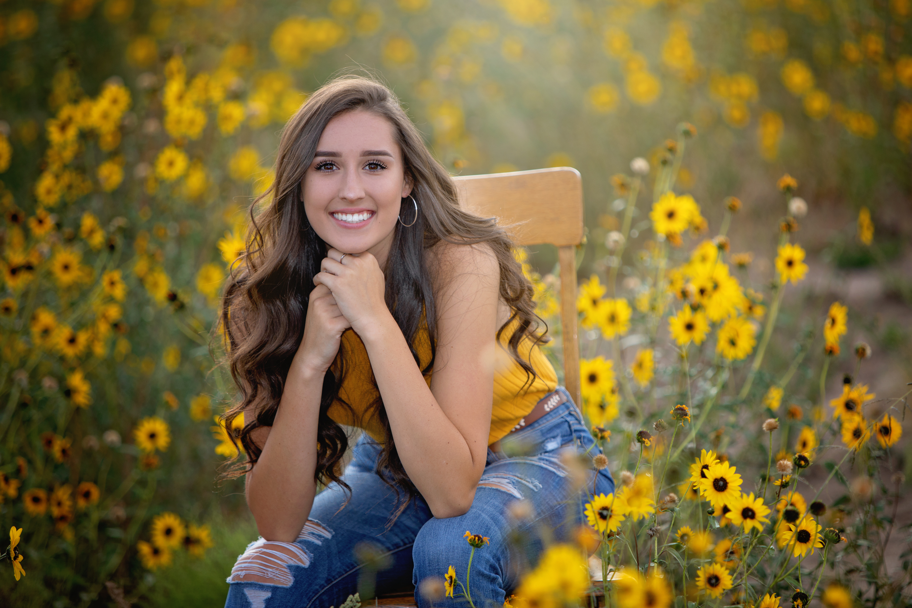 Senior Photography Inspirations in Photography