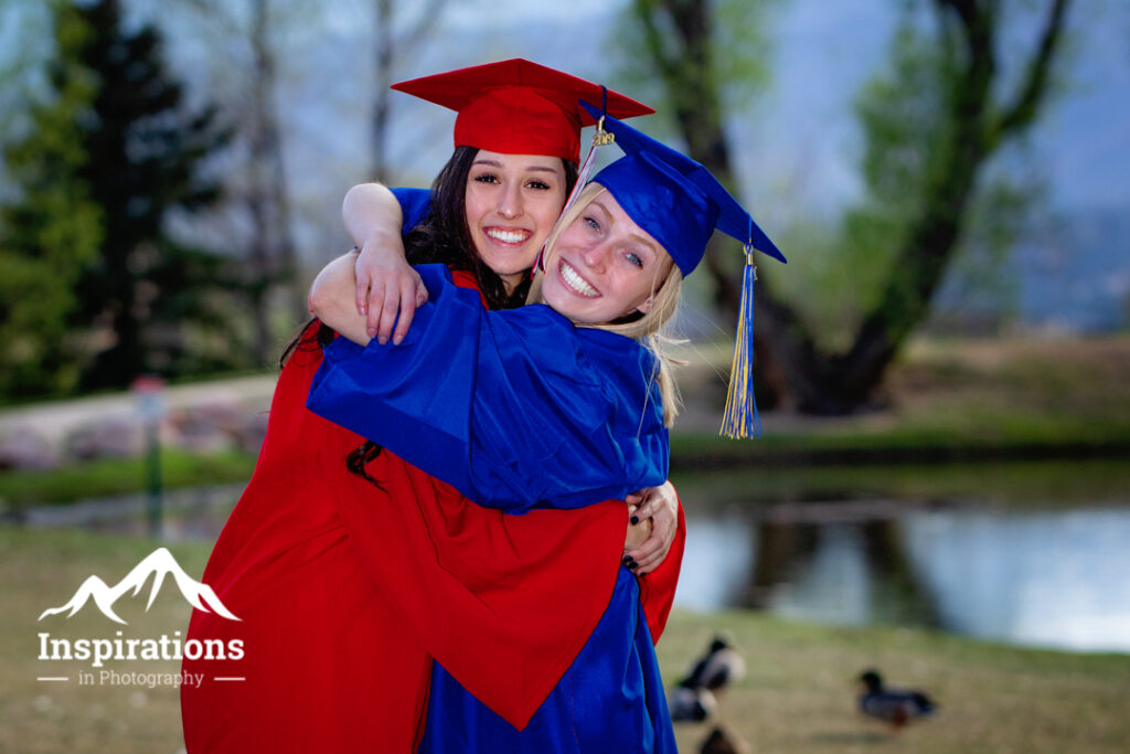 Cap and Gown Mini Sessions | Colorado Springs