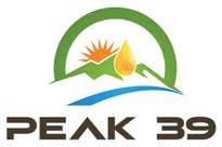 Peak 39 Hemp Supplements Logo