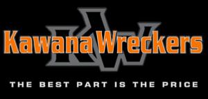 Kawana Wreckers Logo Certified Automotive Recycler