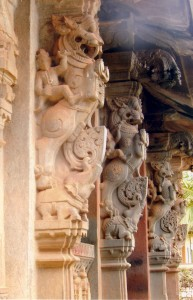 Yali Pillars