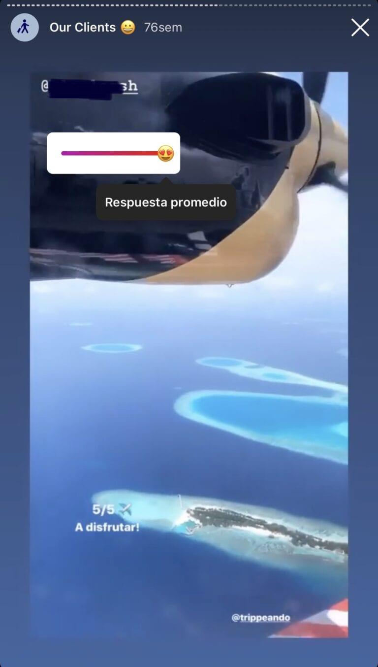 trippeando maldivas