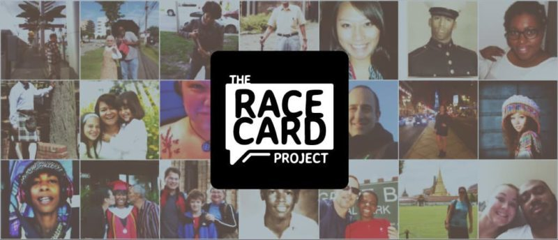 The Race Card Project Design (Peabody Winner)