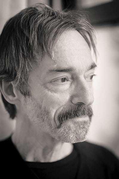 Peter Nichols, author photo © Adrian Kinloch