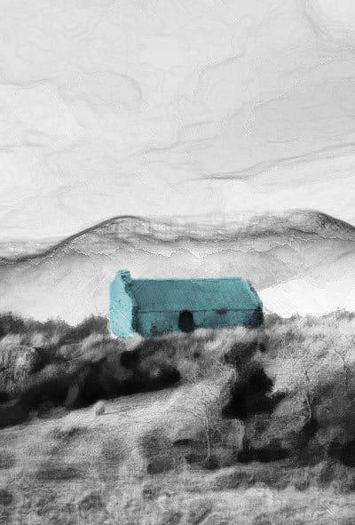 Leaving Home - Illustration for Colum McCann by Adrian Kinloch