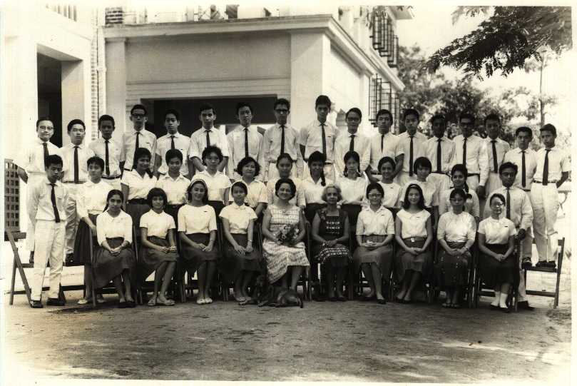 MEHS prefects. Please help identify the prefects.