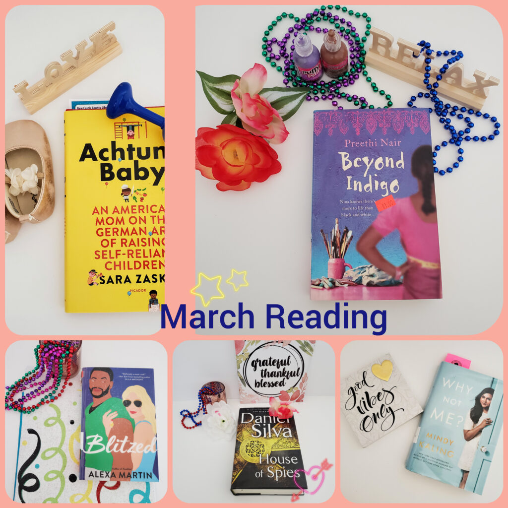 march reading list