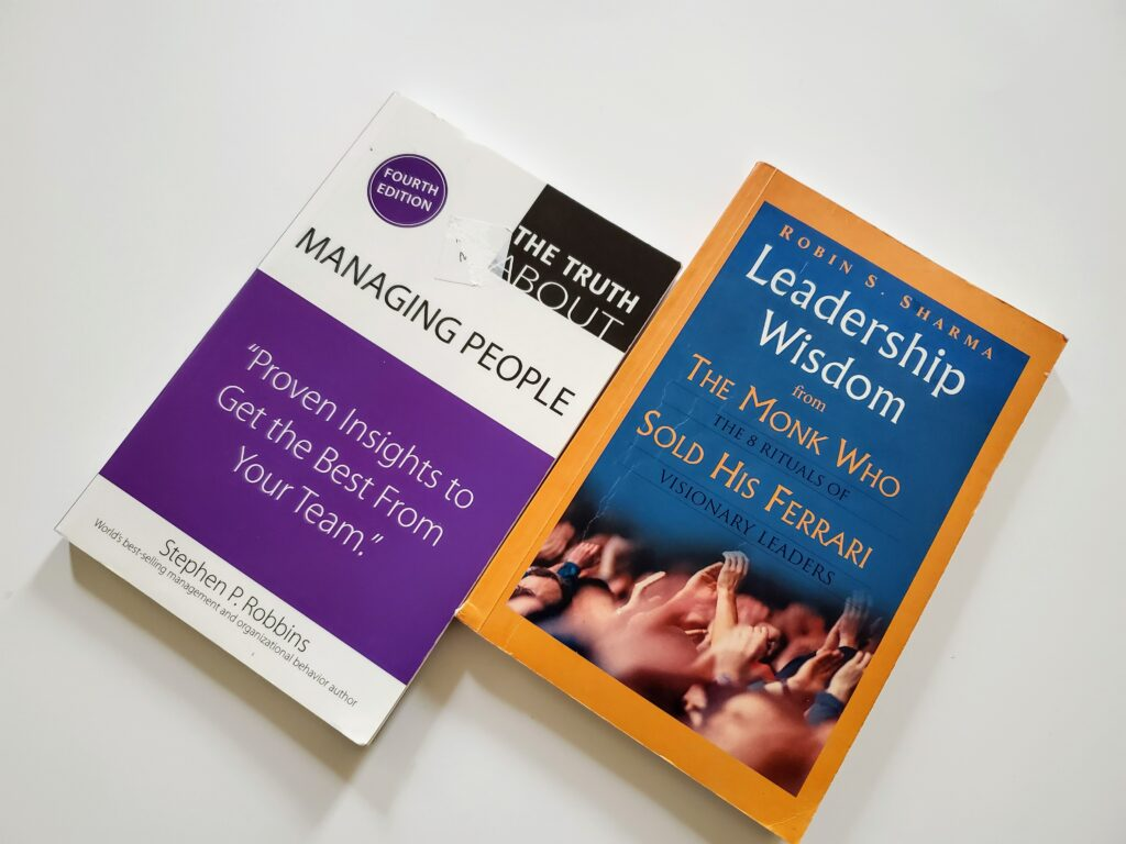 leadership books for first time managers and young early career professionals
