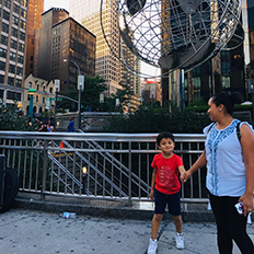 The Book of Rosy: Columbus Circle