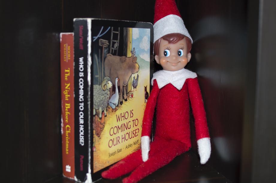 Elf on the Shelf Ideas for Kids
