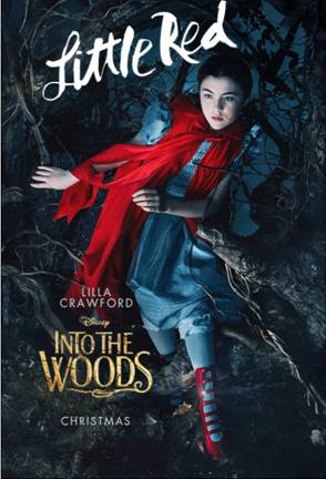 Into The Woods Character Poster
