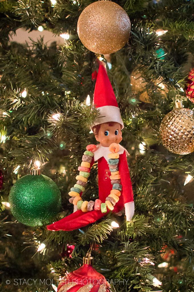 Elf on the Shelf Ideas for Christmas 1