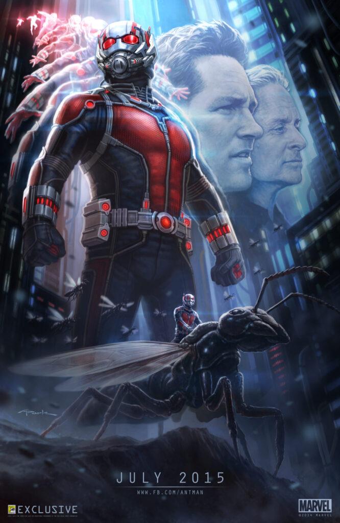ANT-MAN Movie Trailer