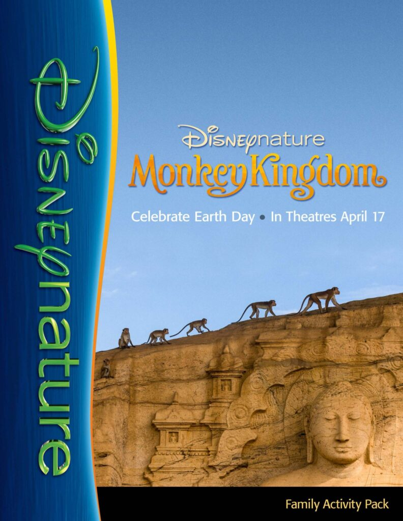 Monkey Kingdom Activity Pack and Educator's Guide