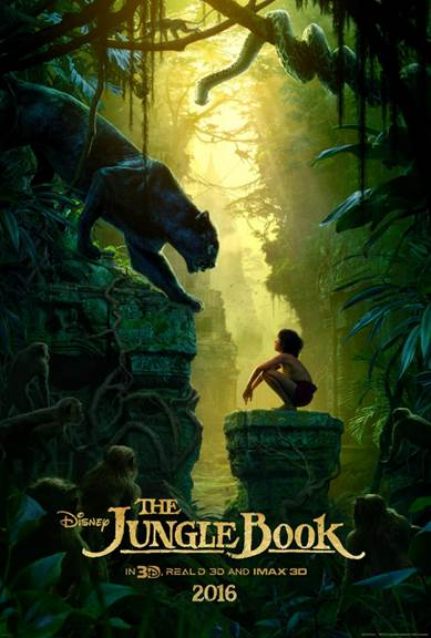 Disney's Live-Action Jungle Book Trailer Brings the Jungle to Life