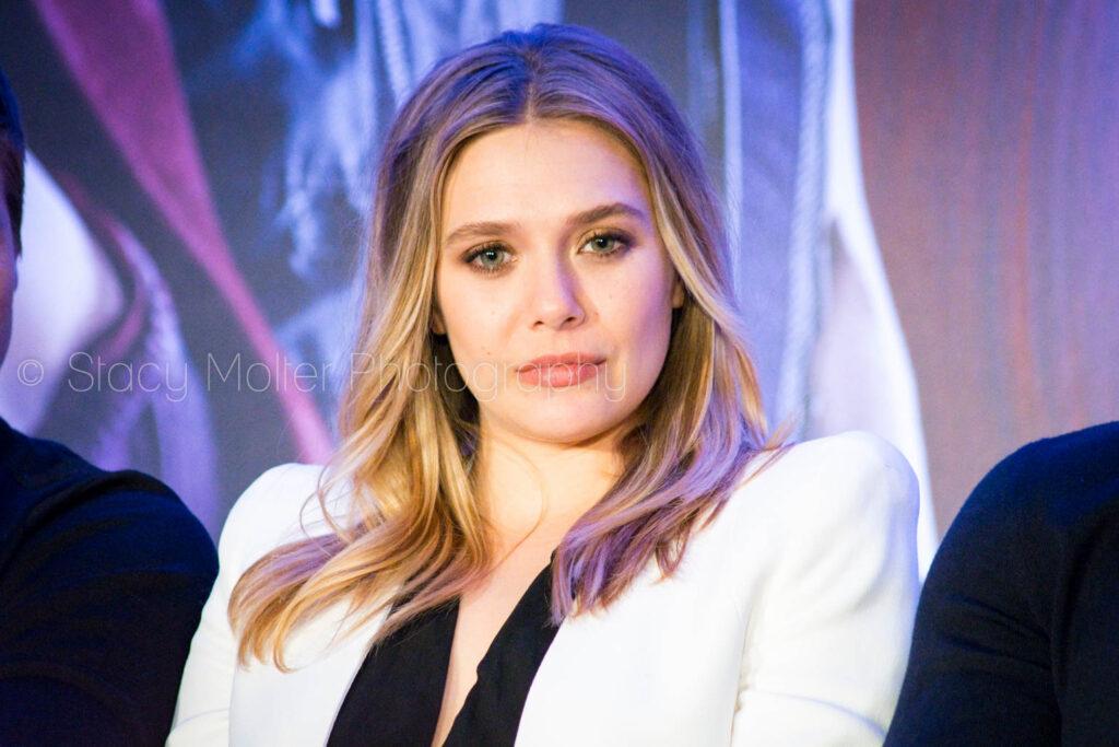 Captain America: Civil War Press Conference