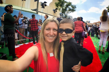 The Angry Birds Red Carpet World Premiere
