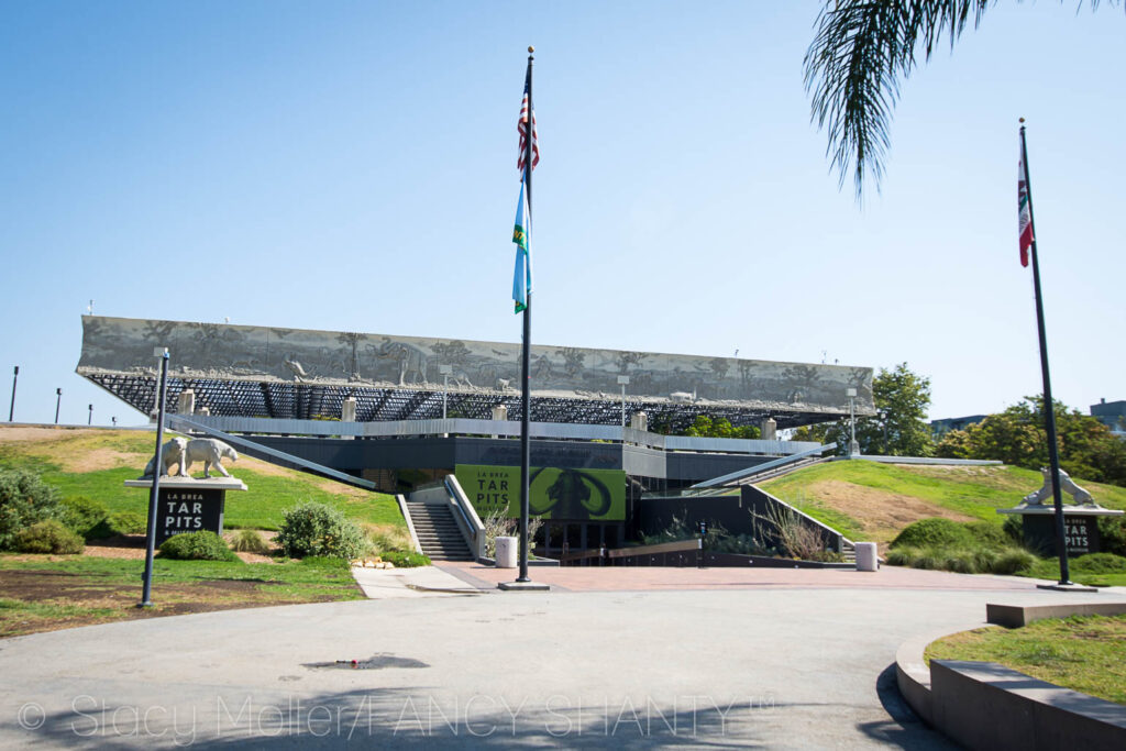 La Brea Tar Pits - There are so many fun things for families to do in and around Los Angeles, and we've compiled some of our favorite spots in our list of Los Angeles day trips for families!