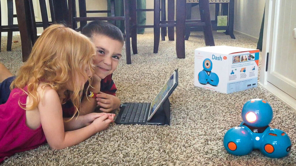 Integrating Dash STEM Learning into Homeschool Curriculums
