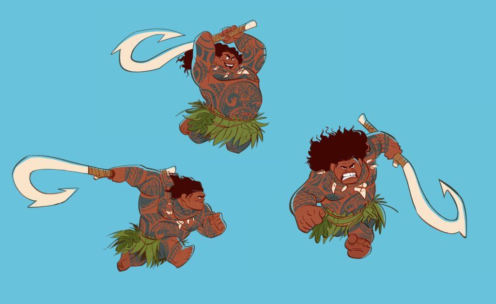 Maui's Mythology